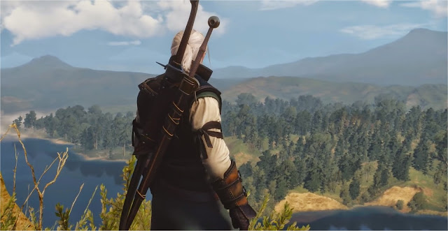 The Witcher 3: Wild Hunt Landschaft