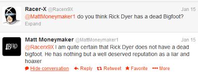Matt Moneymaker Rick Dyer