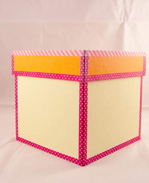cajas decoradas cartonaje