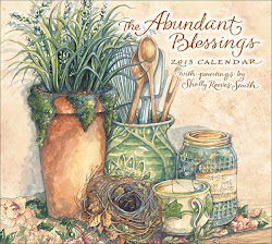 2013 Abundant Blessings Calendar: