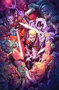 DC da a conocer portada e imagenes del comic de HeMan (he man the masters of the universe )