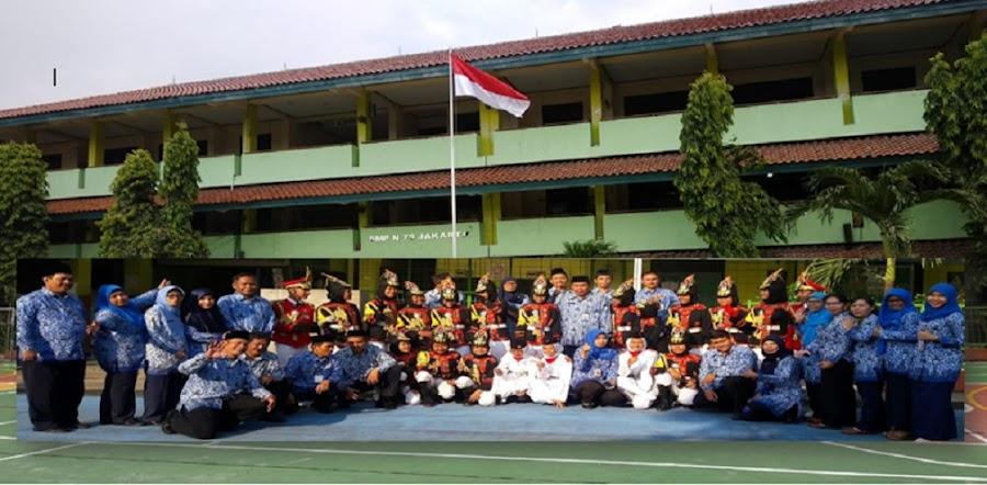 SEKOLAH MENENGAH PERTAMA (SMP) NEGERI 79 JAKARTA