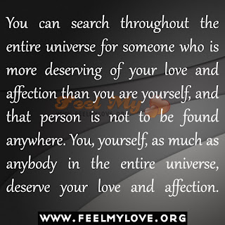 You can search throughout the entire universe for someone