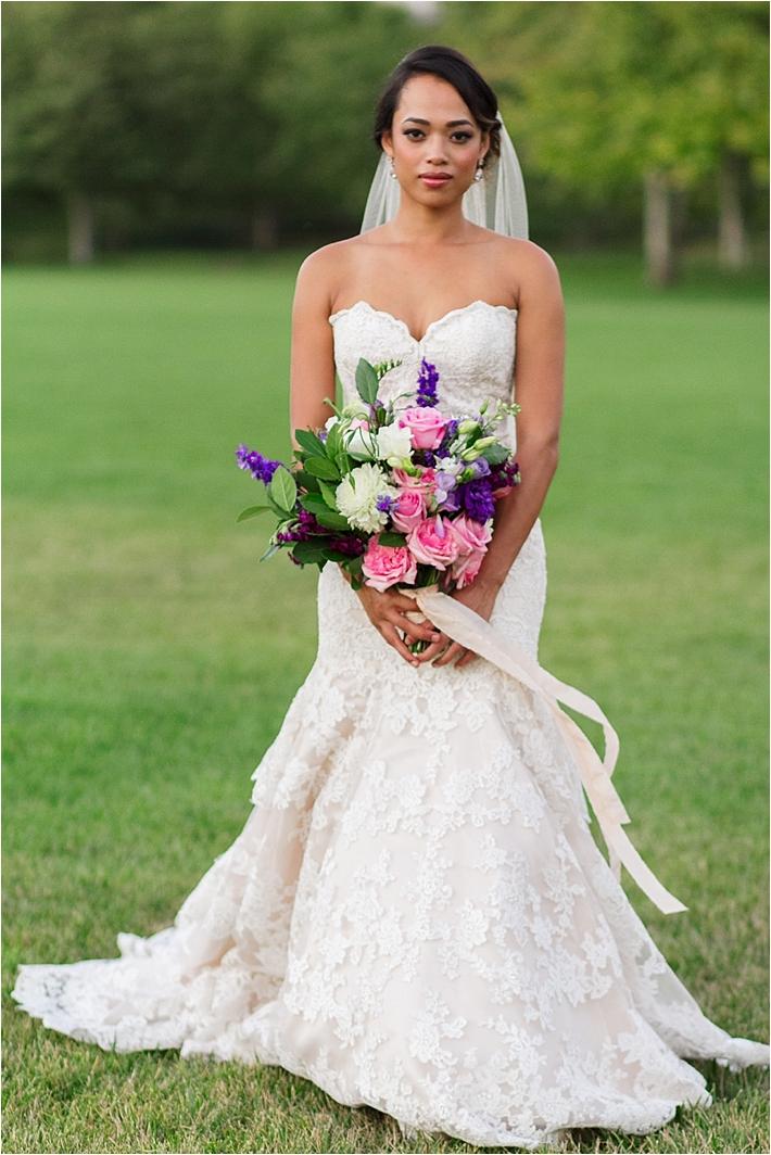 Orange County Elegant Bride and Groom Portraits by Damaris Mia Photography