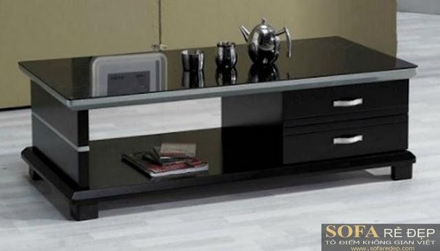 Bàn sofa gỗ BS019