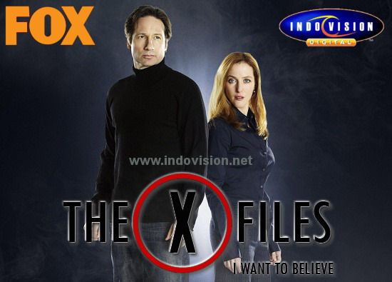 Jadwal tayang seri The X Files di Fox Channel Indovision.