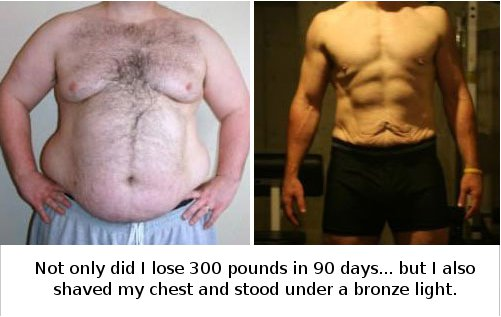 Burning fat fast without losing muscle