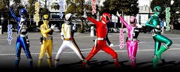 Siêu Nhân Deka -Tokusou Sentai Dekaranger
