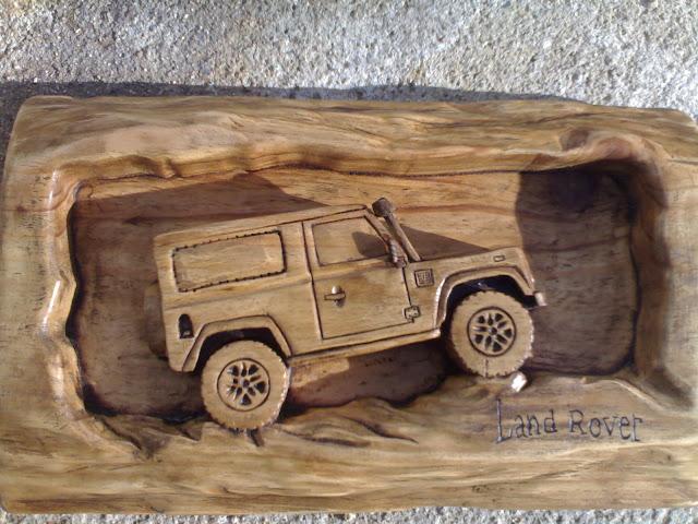 Miniatura Land Rover