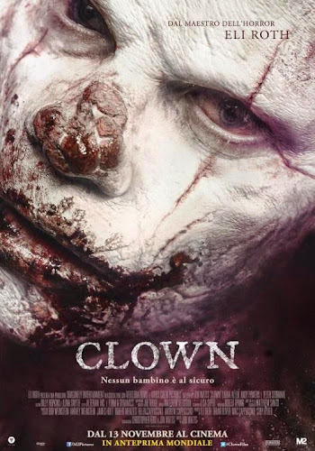 Clown (WEB-DL 720p Ingles Subtitulada) (2014)