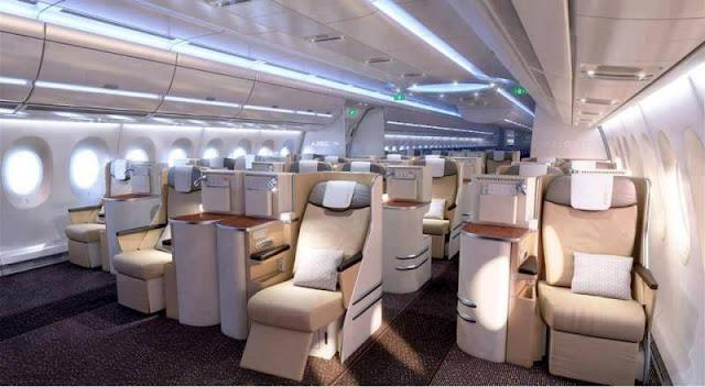 Design Indor Pesawat yang Paling Nyaman dan Menyenangkan di Dunia-2