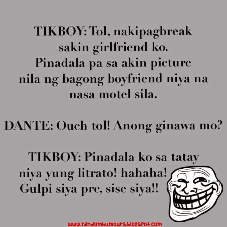 Ouch! Ang Sakit