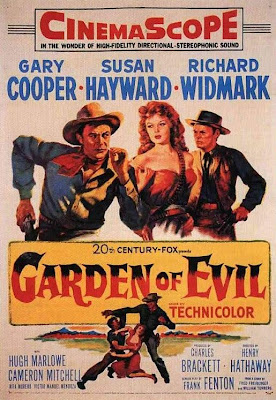Watch Garden of Evil 1954 Hollywood Movie Online | Garden of Evil 1954 Hollywood Movie Poster
