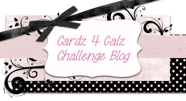 Cards 4 Galz Challenge