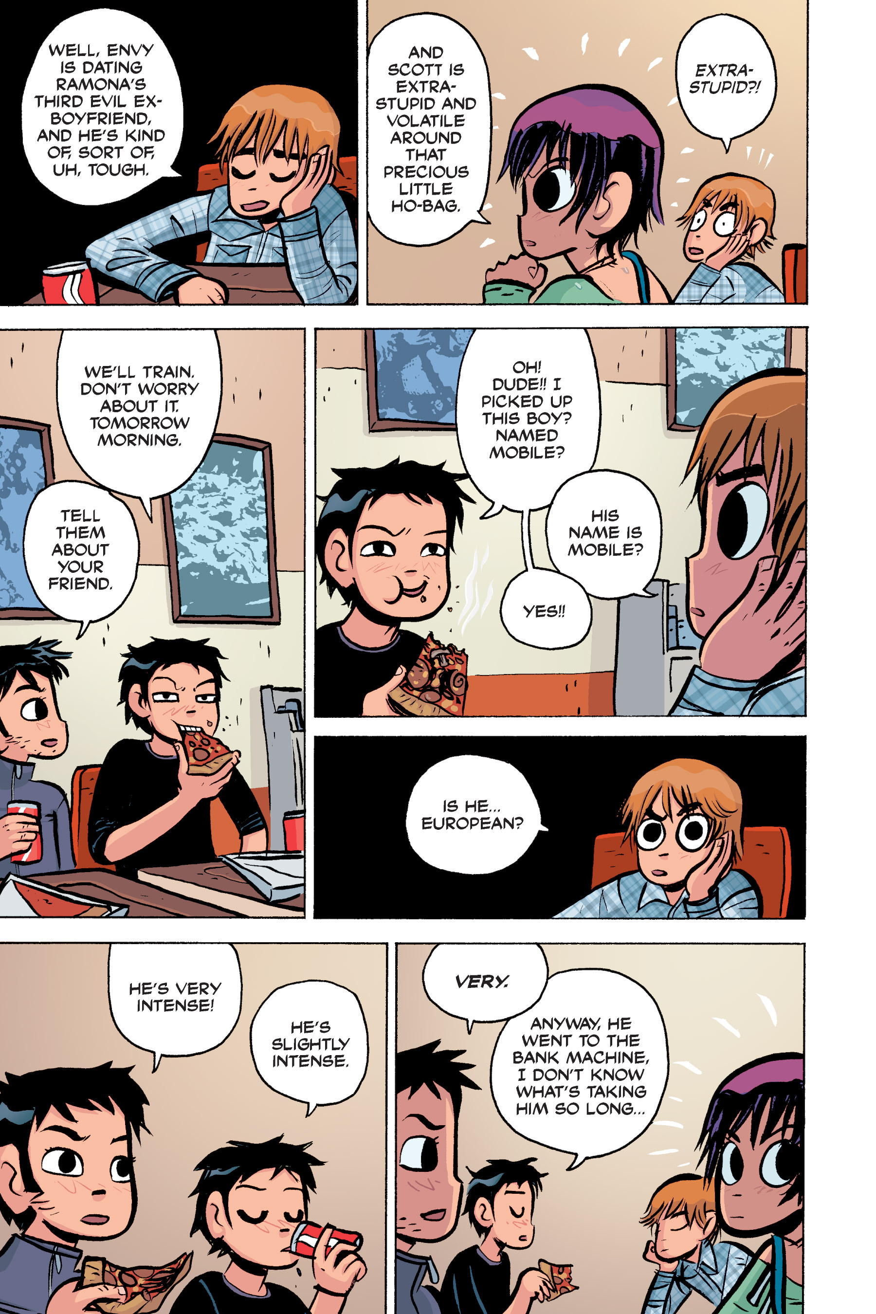 Read online Scott Pilgrim comic -  Issue #3 - 47