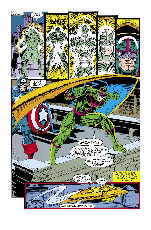 Captain America (1968) Issue #426 #376 - English 8