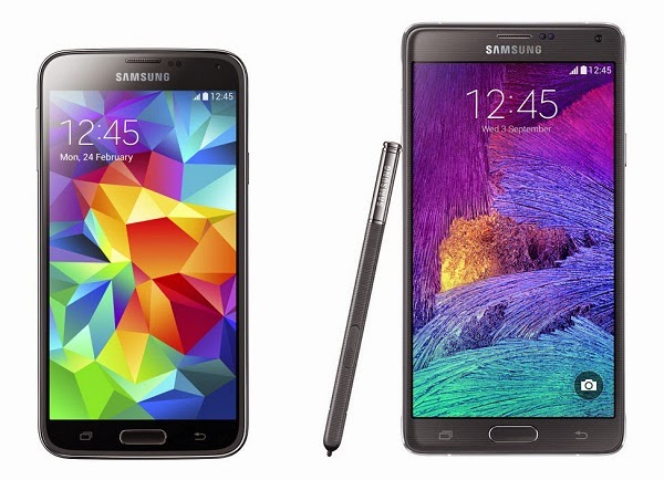 Samsung Galaxy Alpha Vs Note 3