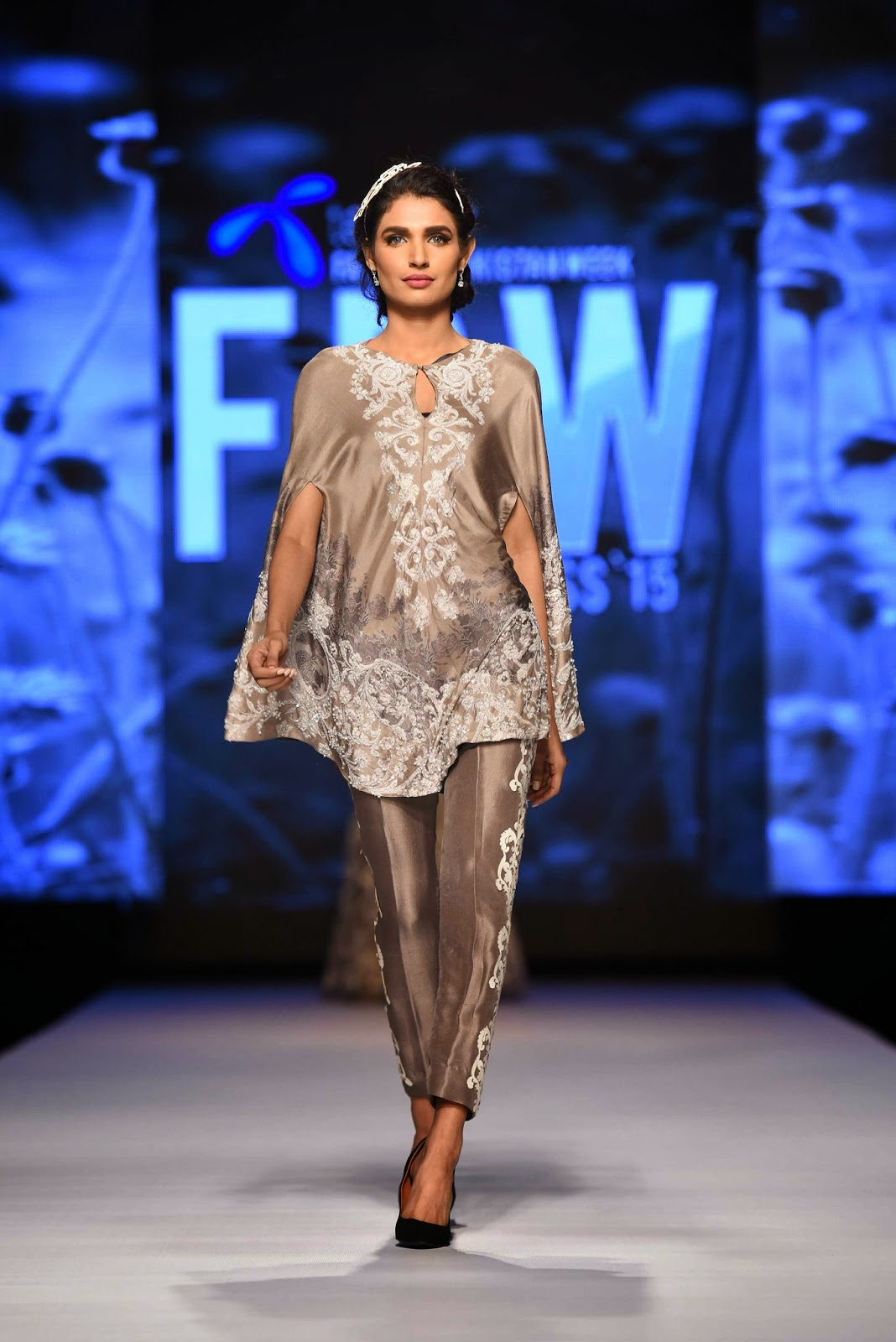 amna ilyas for nida azwer TFPW day 1