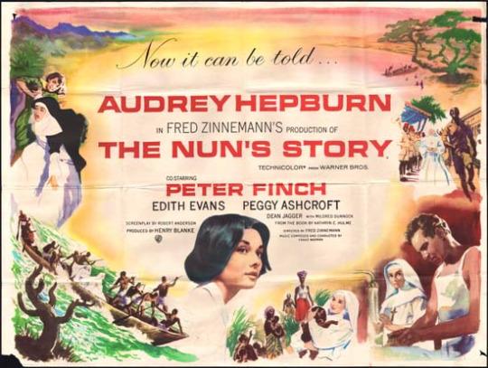 """""""The Nun's Story"""" (1959)"""