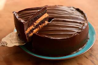 Torta de chocolate especial