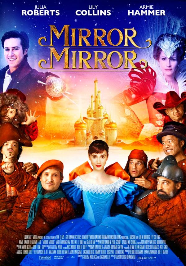Guamar de lua timos filmes para crian as e a dultos for Miroir miroir full movie