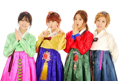 Girls Day Hanbok 02
