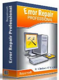 Error Repair Professional 4.1.0 With Serial Keys Free Download