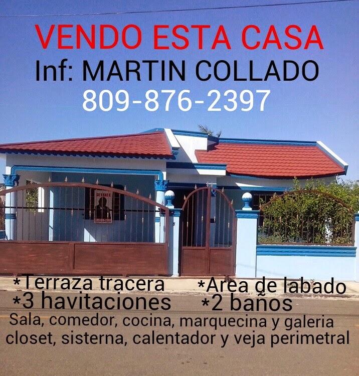 MARTIN COLLADO VENDE