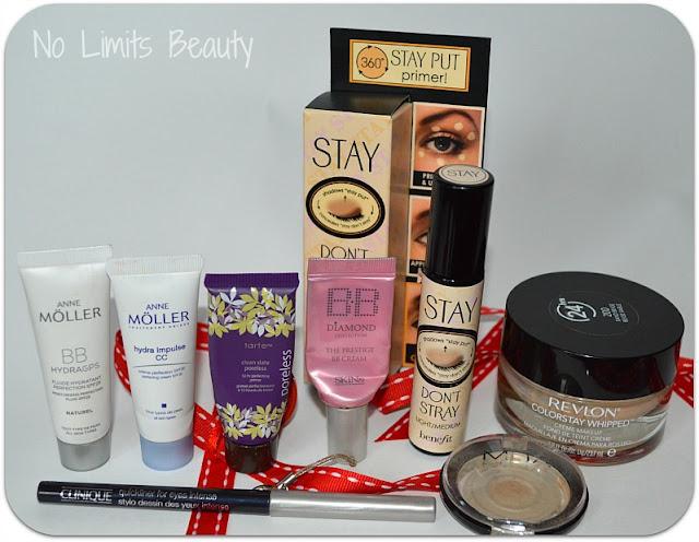 Productos terminados: especial maquillaje