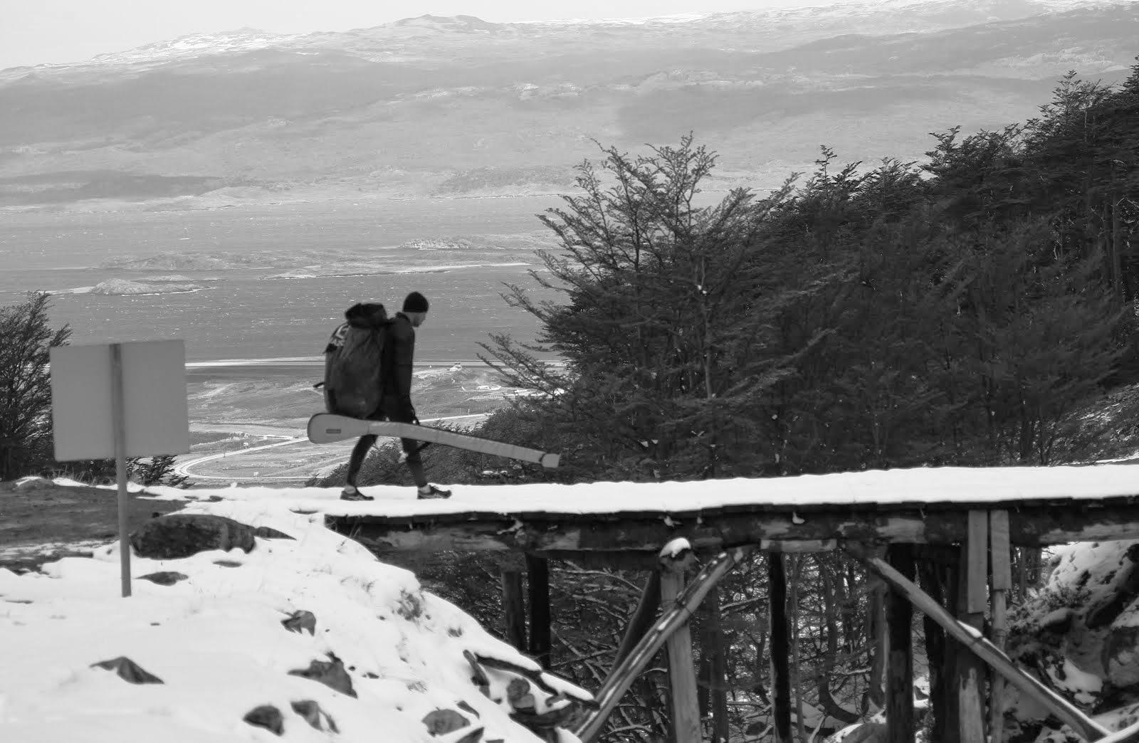 3º Episódio Ultra Paddle Run stand up paddle no fim do mundo(Ushuaia):