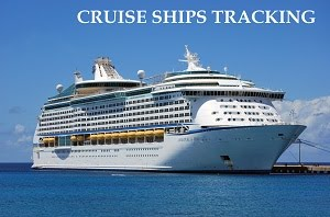 Cruise Ships Current Position