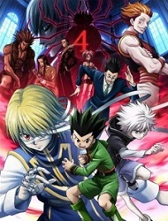 Hunter X Hunter: Bóng Ma Màu Hồng - Hunter x Hunter: Phantom Rouge