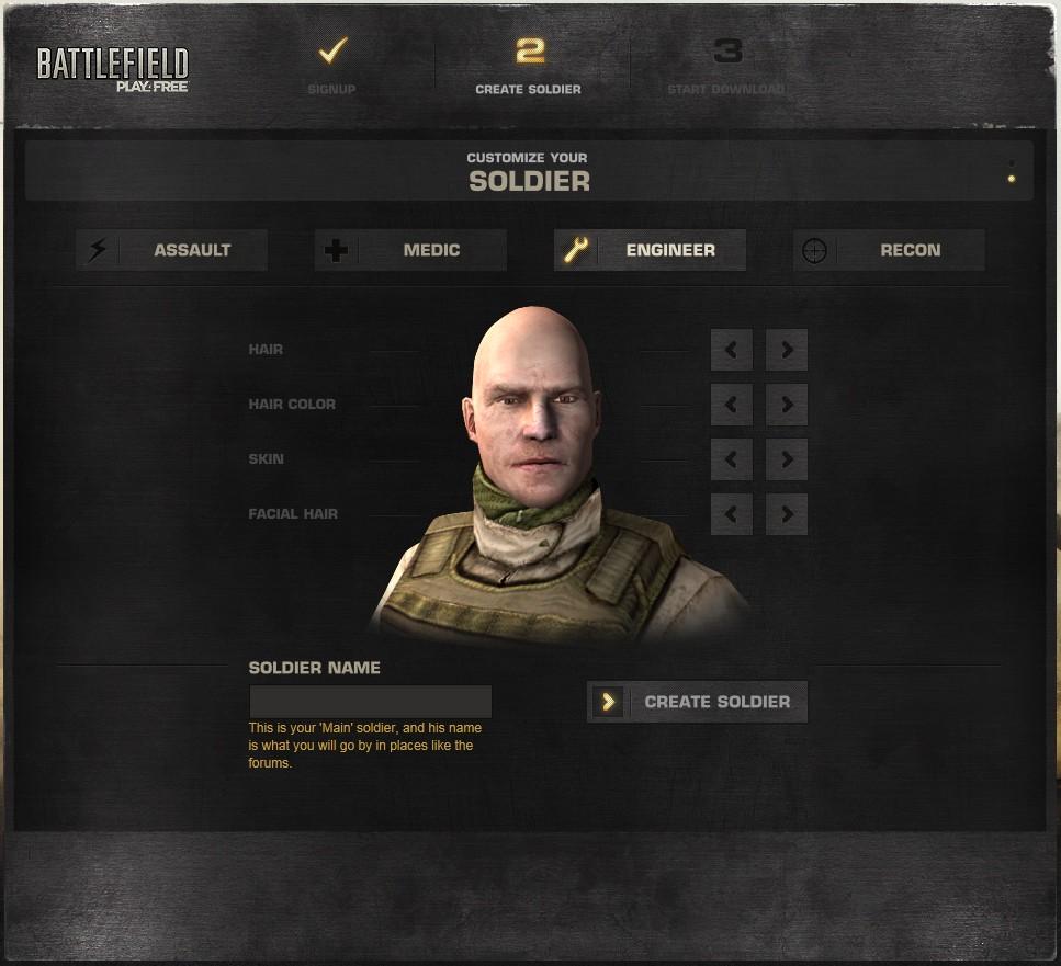 Battlefield Play4Free - Открытый Бета Тест