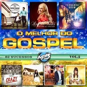 MP3 O Melhor do Gospel Vol 2 MP3 O Melhor do Gospel Vol