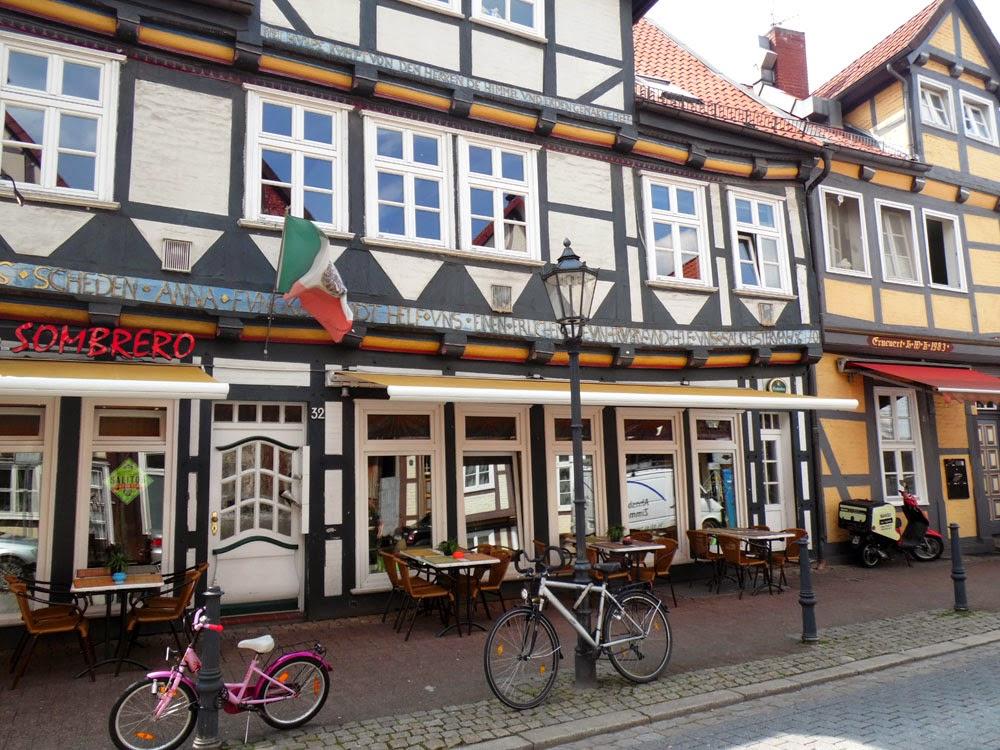 Celle, Lower Saxony, Germany (Niedersachsen, Deutschland)