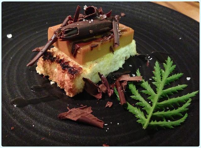 T and Cake Odd Dinner - Gjetost