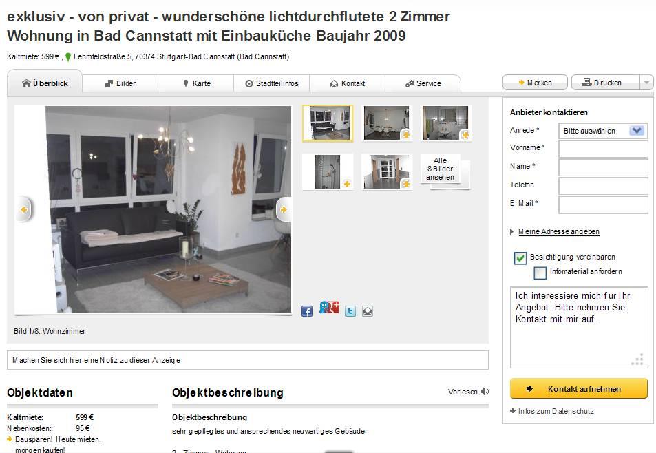 gegen wohnungsbetrug. Black Bedroom Furniture Sets. Home Design Ideas