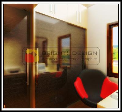 Interior Design Apartment Jakarta