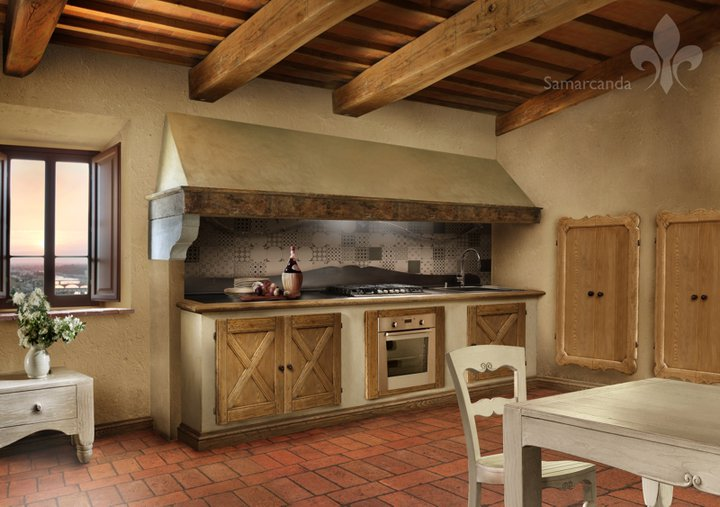 Beautiful Cappa Cucina In Muratura Pictures - Ideas & Design 2017 ...
