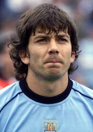 The best footballers pablo gabriel garc a is a uruguayan for Pablo garcia