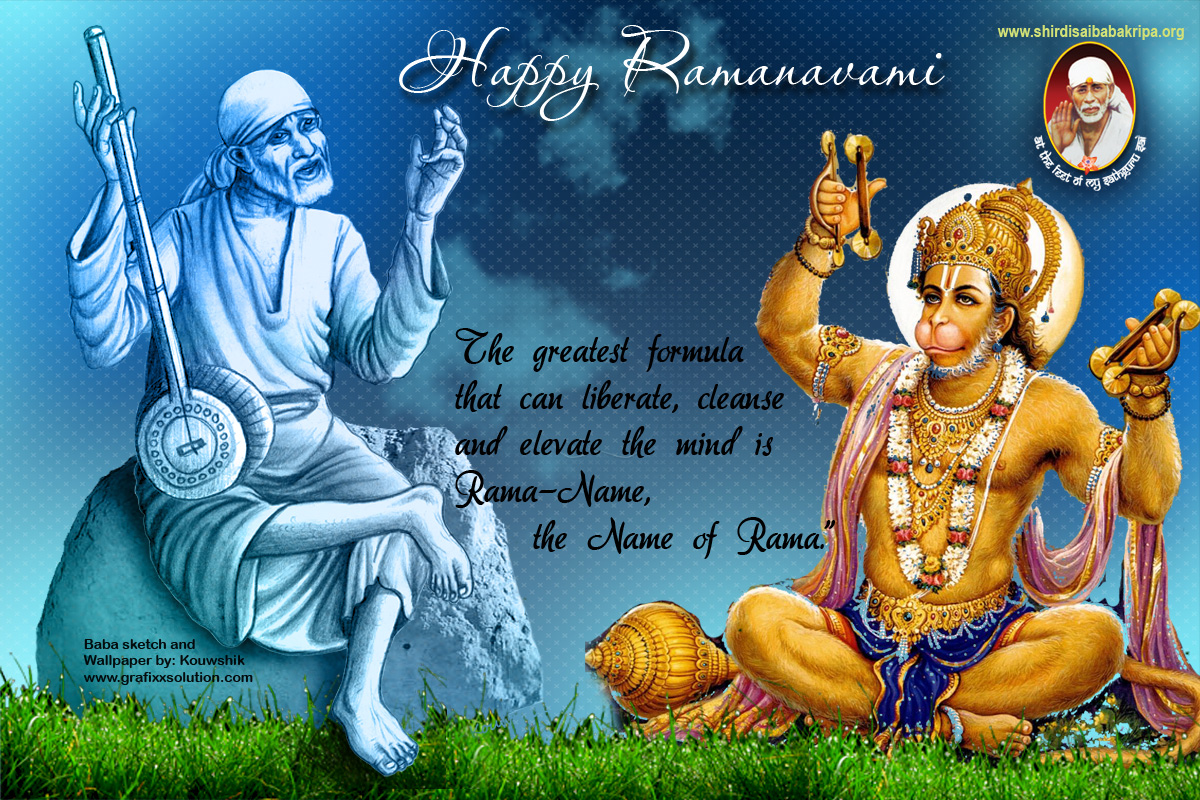 Wonderful Wallpaper Lord Sai Baba - ramanavami-2  Photograph_511434.jpg
