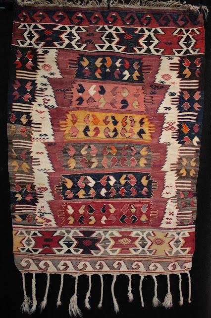 west Anatolian Saçikara yoruk kilim