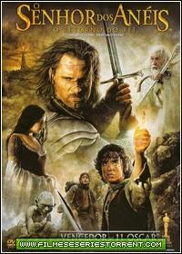 O Senhor dos Anéis: O Retorno do Rei Torrent Dublado (2003)
