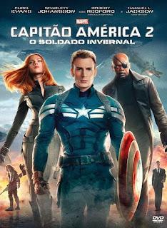 Capitão América 2: O Soldado Invernal - BDRip Dual Áudio