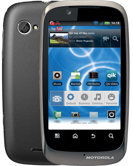 Harga dan Spesifikasi Lengkap Motorola Fire XT