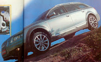 off-road audi A6 allroad