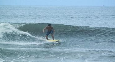 Medewi Beach