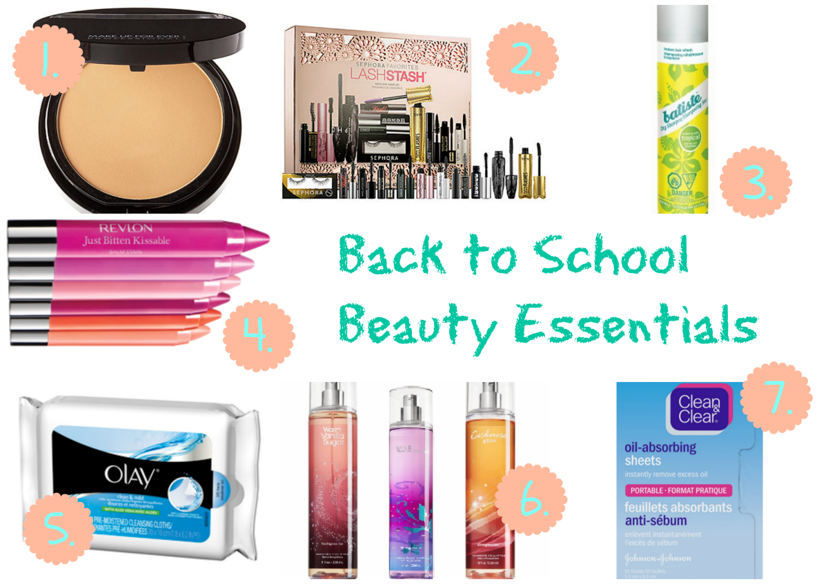 Back to School Beauty Essentials forecasting