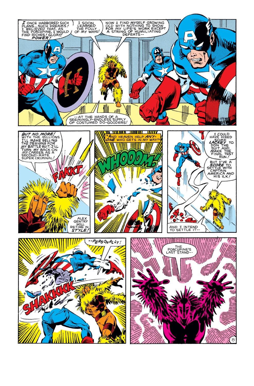 Captain America (1968) Issue #285 #201 - English 9