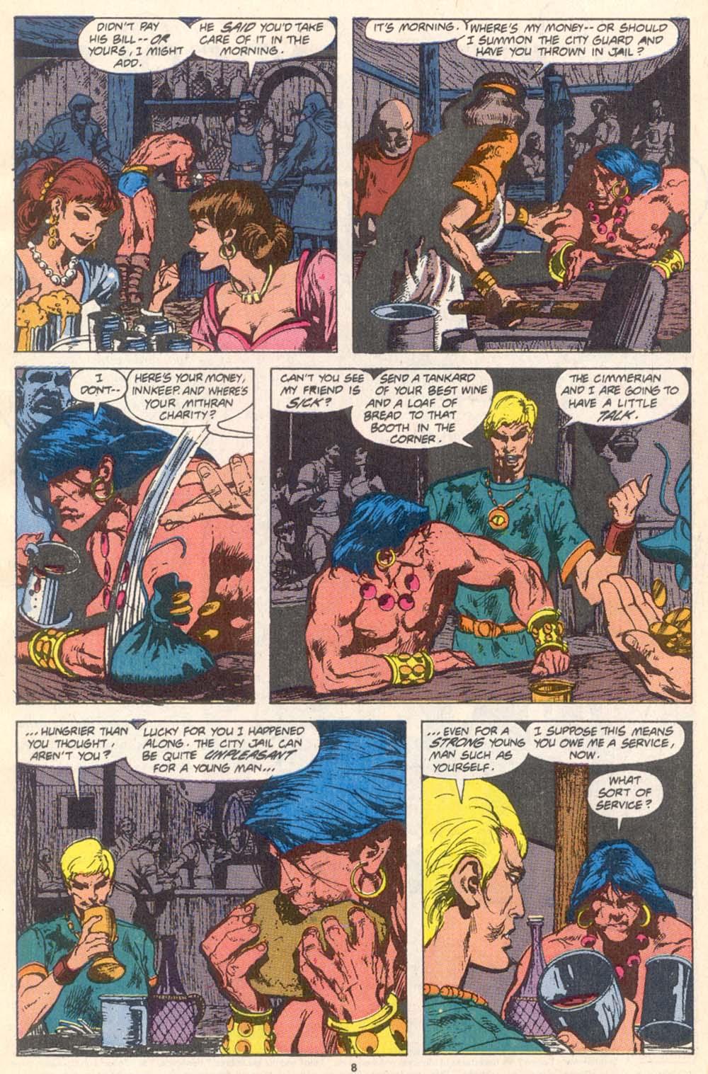Conan the Barbarian (1970) Issue #226 #238 - English 7